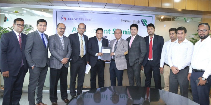 Premier Bank will collect the Indian visa processing fee