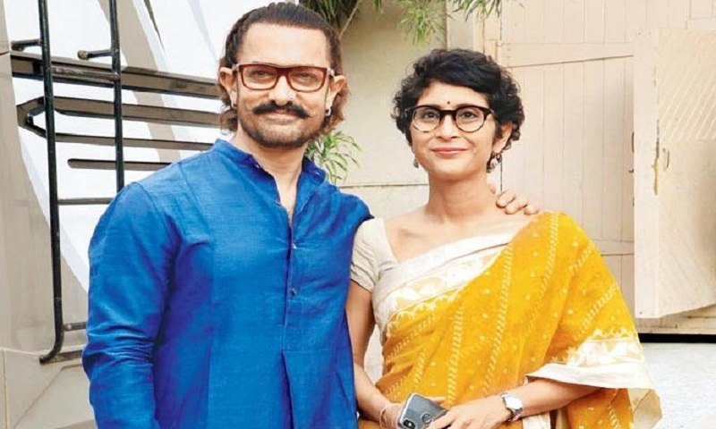 Aamir Khan: I can't imagine Life Without Kiran as my partner