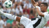Ronaldo makes Serie A debut as champions Juventus snatch 3-2 win in Chievo