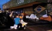 Brazilians attack Venezuelan immigrants in border town