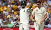 Kohli falls short of century as India fight back