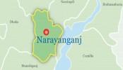Cattle-loaded trawler capsizes in Narayanganj