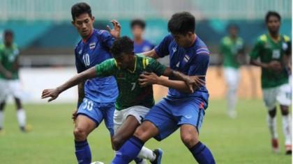 Asian Games football: Bangladesh beat Qatar, reach round of 16