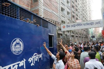 Movement for safe roads: Sixteen students get bail