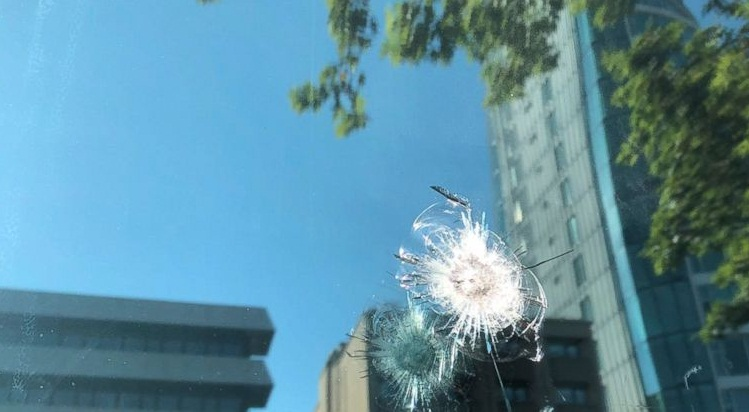 Shots fired at gate of US Embassy in Turkey, but no one hurt