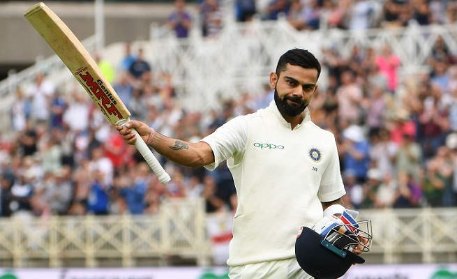 King Kohli reigns over England in third Test