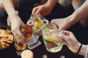 Alcohol-related brain damage at 10-year high