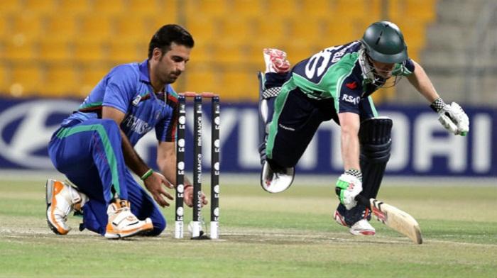 Afghanistan thrash Ireland to seal T20 series