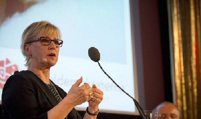 Sweden launches 'feminist foreign policy' manual