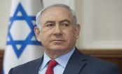 Netanyahu visits Lithuania, first Israeli PM ever