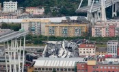 Italian company behind bridge collapse offers 500M euros to help victims, build new bridge