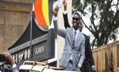 Uganda pop star now charged with treason