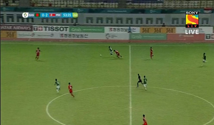 North Korea throw out Bangladesh from Asian games football
