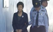 S Korean ex-president Park's sentence extended
