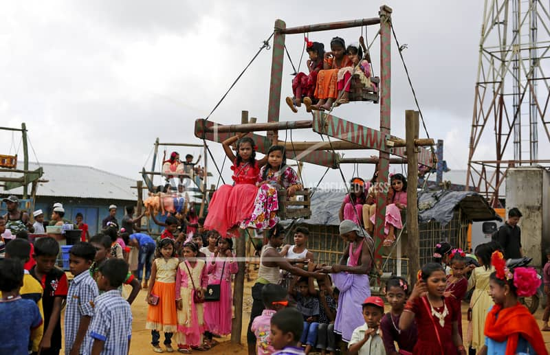 One in two Rohingya children orphaned by brutal violence: New study