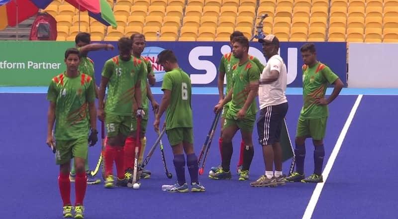 Asian Games Hockey: Bangladesh to play Thailand on Sunday