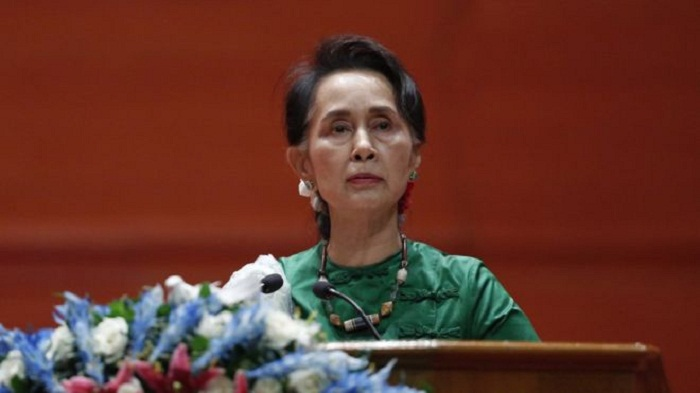 Aung San Suu Kyi stripped of Edinburgh honour
