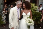 French actor Vincent Cassel, 51, marries model wife Tina Kunakey, 21