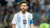 Palestinian soccer head banned for inciting Messi hatred