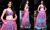 Janhvi Kapoor is a millennial princess as she makes her ramp debut at Lakme Fashion Week 2018