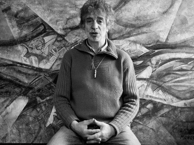 Abstract artist Nicolas Manev dies at 78