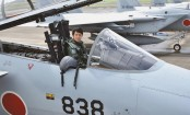 Japan gets first woman fighter pilot