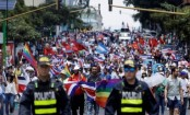 Costa Rica march in solidarity with Nicaraguan migrants