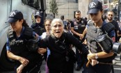 Turkey police break up mothers' protest