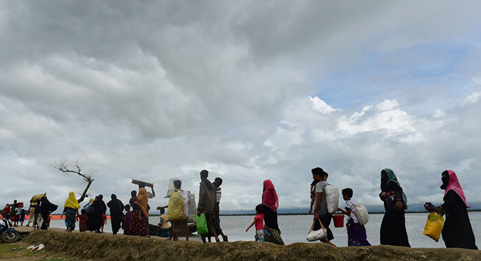 We must act globally to stop Rohingya crisis: UN