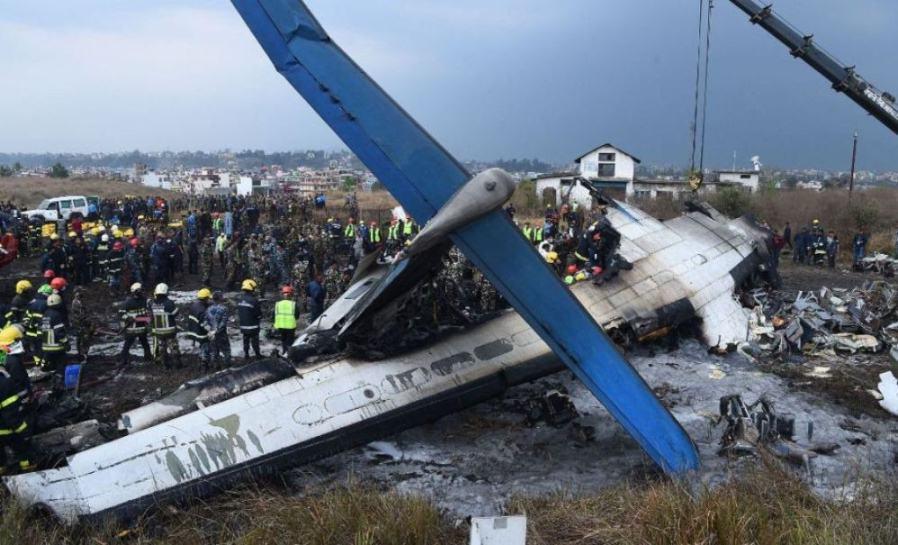 US-Bangla pilot was mentally stressed, reckless: Nepali probe report