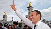 Assad staying in power would be 'grotesque error': Macron