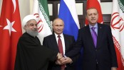 New Iran, Russia, Turkey summit on Syria Sept 7 in Iran: Turkish TV