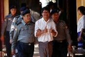 Myanmar Reuters journalists' verdict delayed