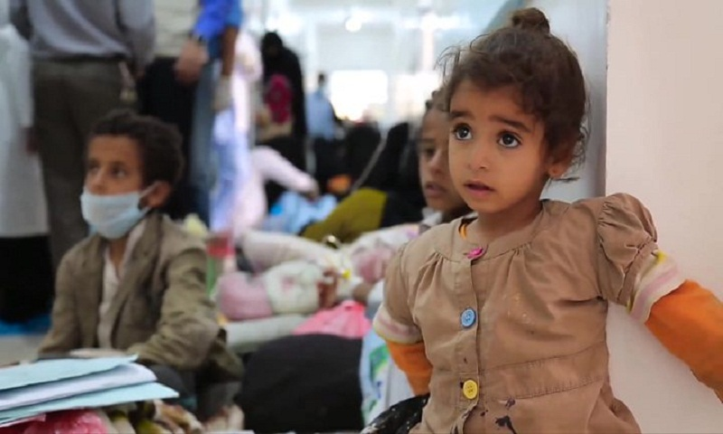 Yemen cholera epidemic 'controlled' by computer predictions