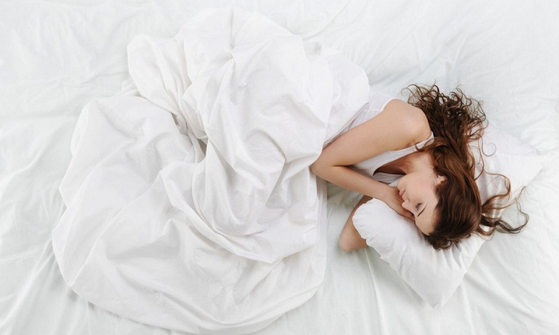 Less than 6 hours of sleep linked to hardened arteries