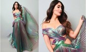 Kareena Kapoor Khan dazzles the ramp on LFW grand finale