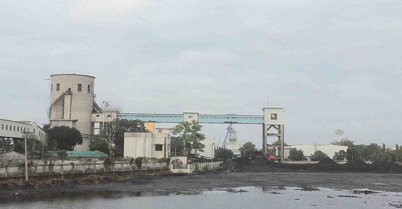 Barapukuria power plant shut down again