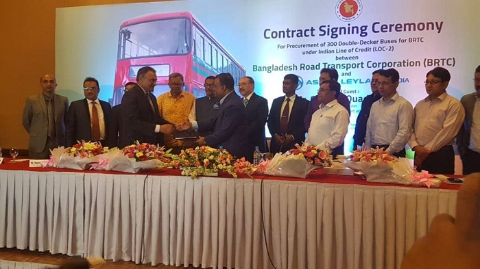 600 buses to be procured from India under LoC