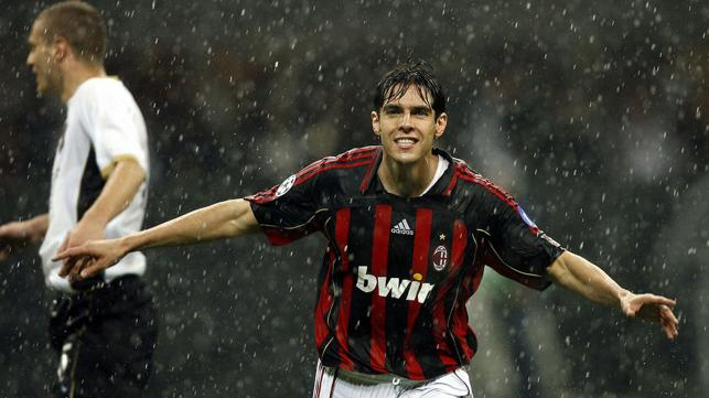 Kaka back in Italy to discuss AC Milan role