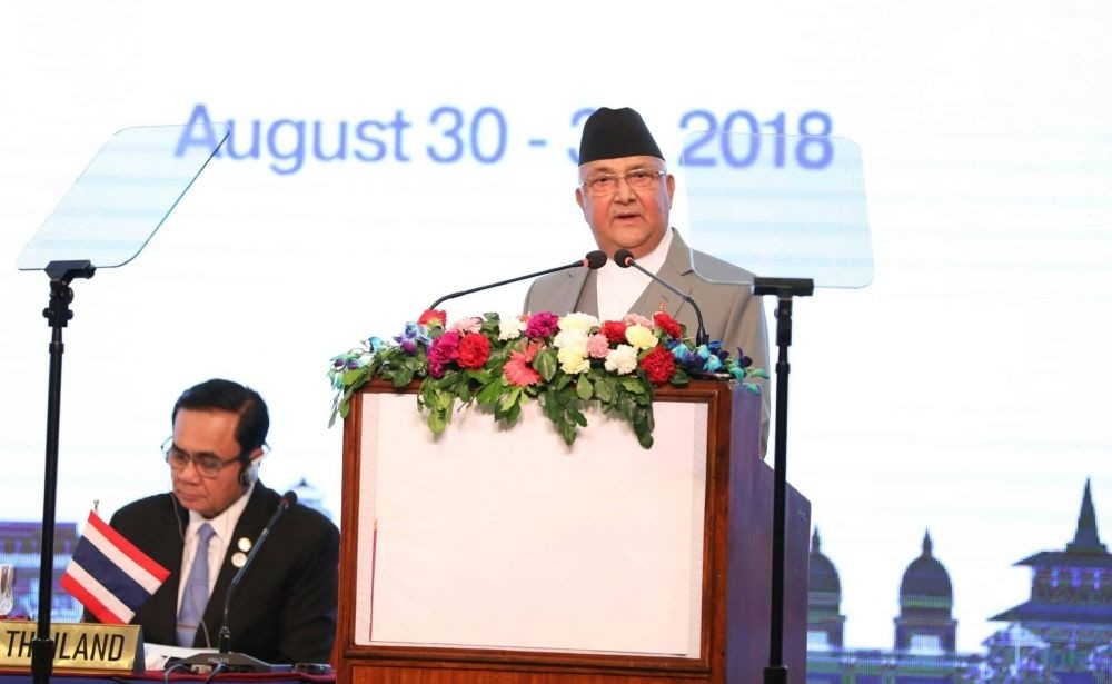 BIMSTEC members should prioritise poverty alleviation: Nepalese Prime Minister