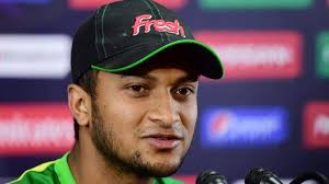 Shakib included in BCB's final squad for ACC Asia Cup 2018