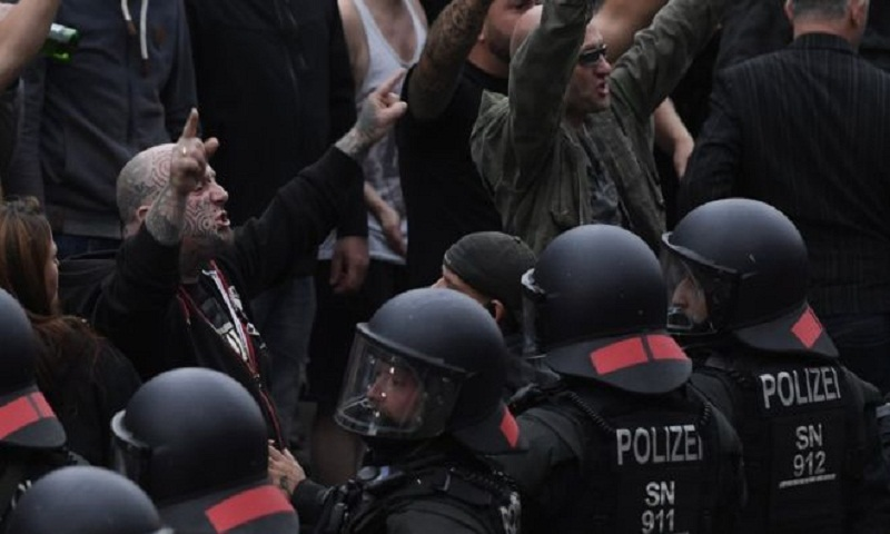 Chemnitz protests: Germany to probe leak sparking mob violence