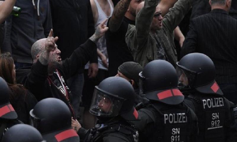 Chemnitz protests: Germany to probe leak sparking mob violence
