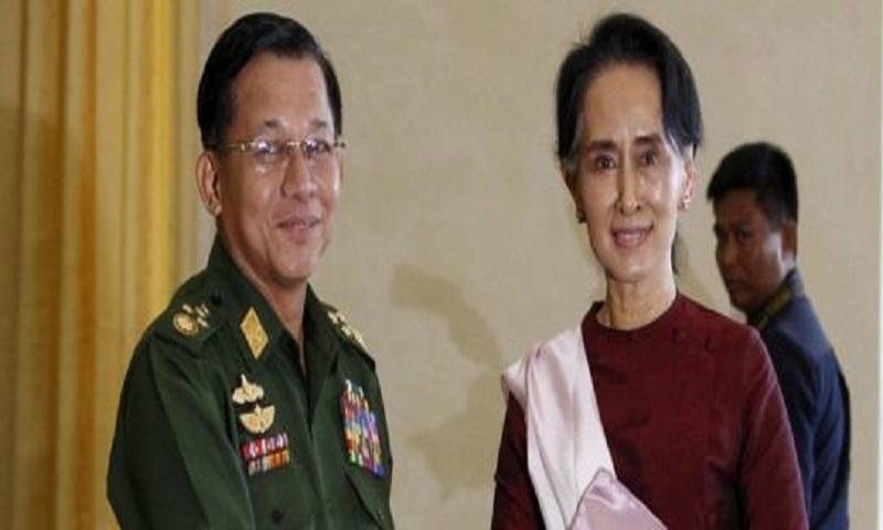 Rohingya crisis: Myanmar leader Suu Kyi 'should have resigned'
