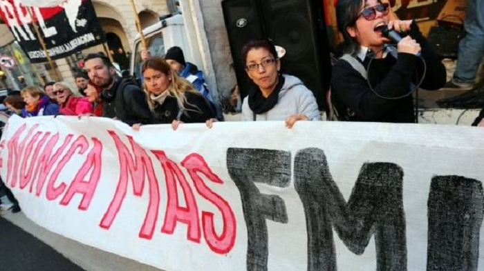 Argentina asks IMF to release $50bn loan