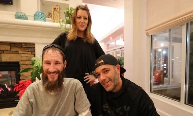 US homeless man sues couple over $400,000 fundraiser money