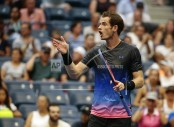 Murray worries about rules during break during US Open loss