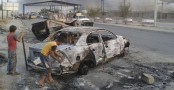 Car bomb kills 11 in west Iraq after IS chief jihad call
