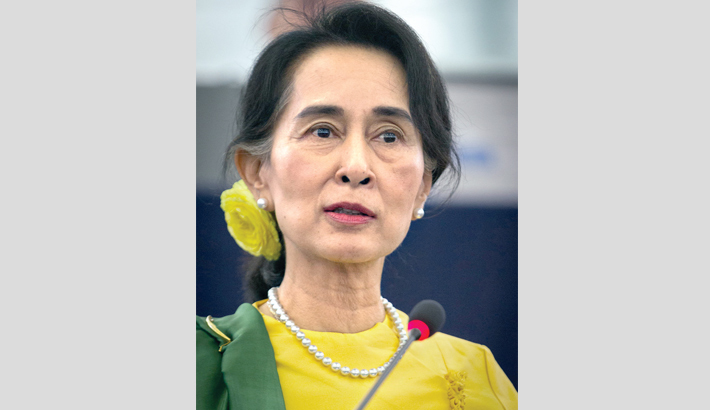 Suu Kyi should have 'resigned'