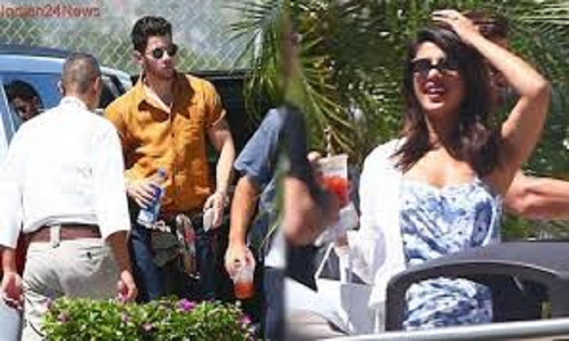 Priyanka Chopra and Nick Jonas head to Mexico for a getaway